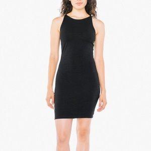 Black. Mini-dress. Size 4. American Apparel.